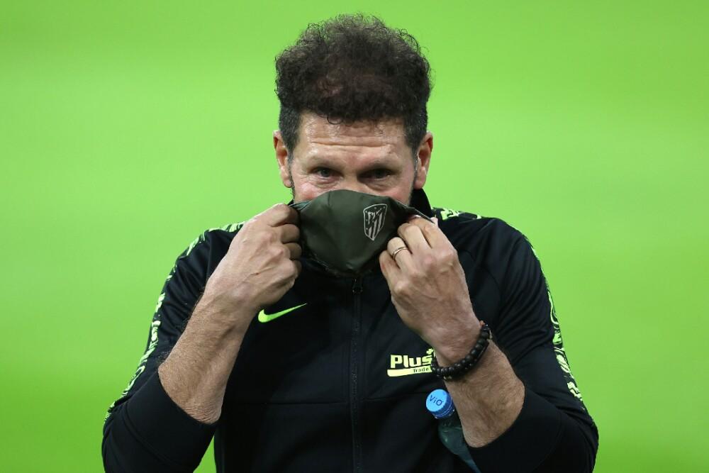 Diego Simeone Atlético de Madrid 211020 Getty Images E.jpg