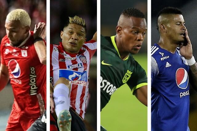 Equipos colombianos en Libertadores y Sudamericana