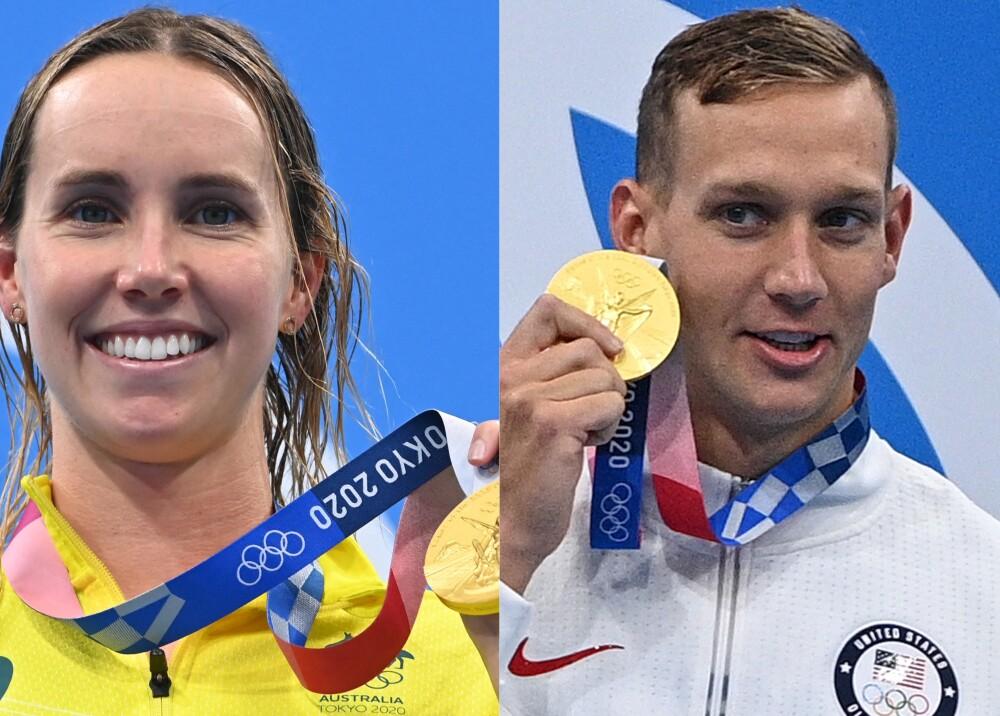 Mackeon y Dressel Foto AFP.jpg