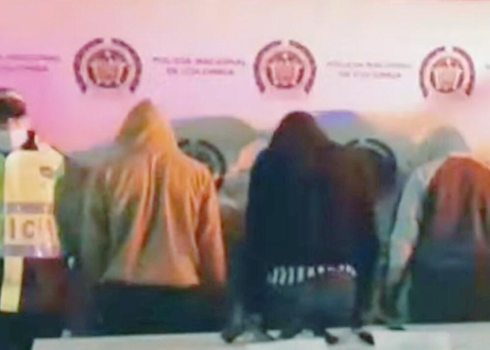 Soldados detenidos por hurto de vehículo