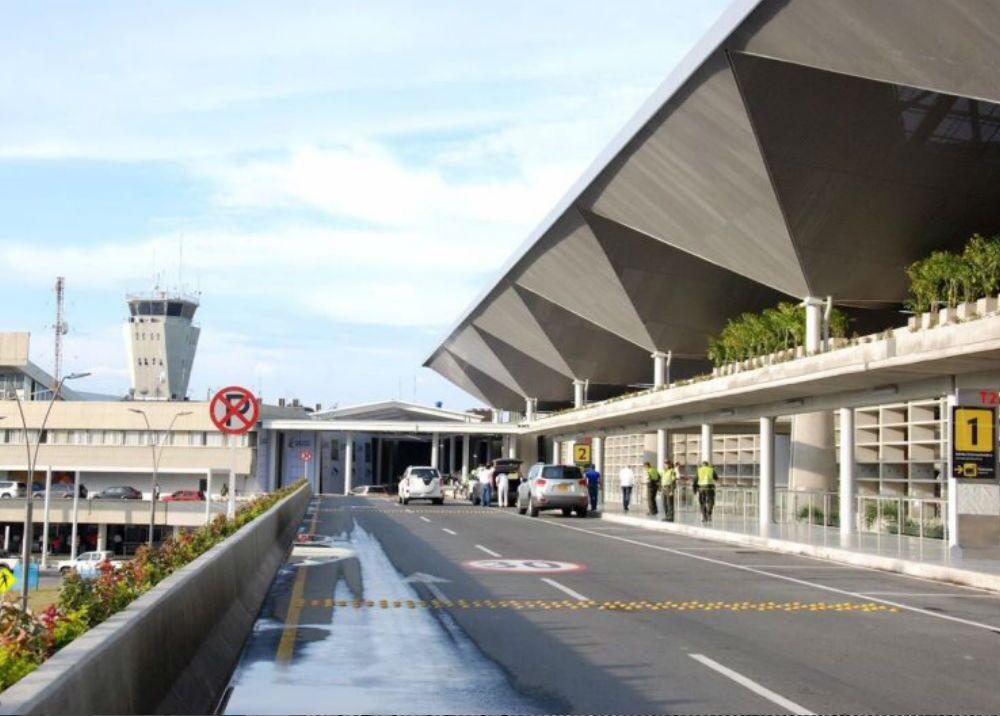 315593_Foto: Aeropuerto Alfonso Bonilla Aragón - Cortesía para BLU Radio