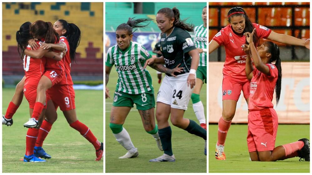 Grupo B de la Liga Femenina 2021