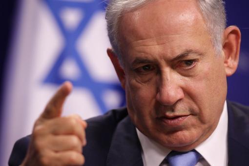13321_BLU Radio. Benjamín Netanyahu // Foto: AFP