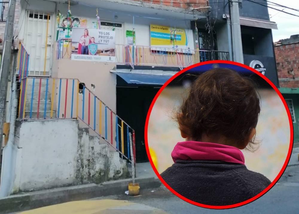 Denuncian abusos contra 14 niños en jardín infantil en Medellín