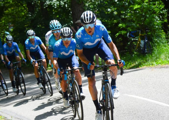 Miguel Ángel López será uno de los grandes escaladores del Tour de Francia 2021.