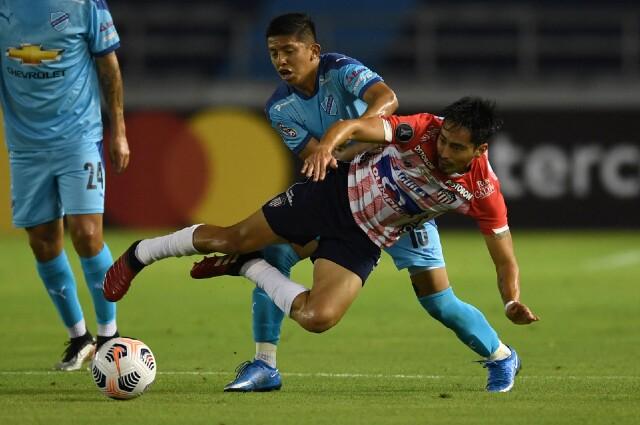 Junior vs Bolívar