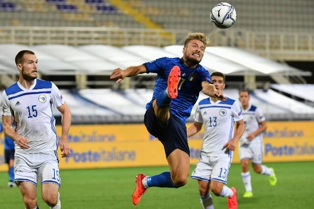 Ciro Inmobile, futbolista italiano