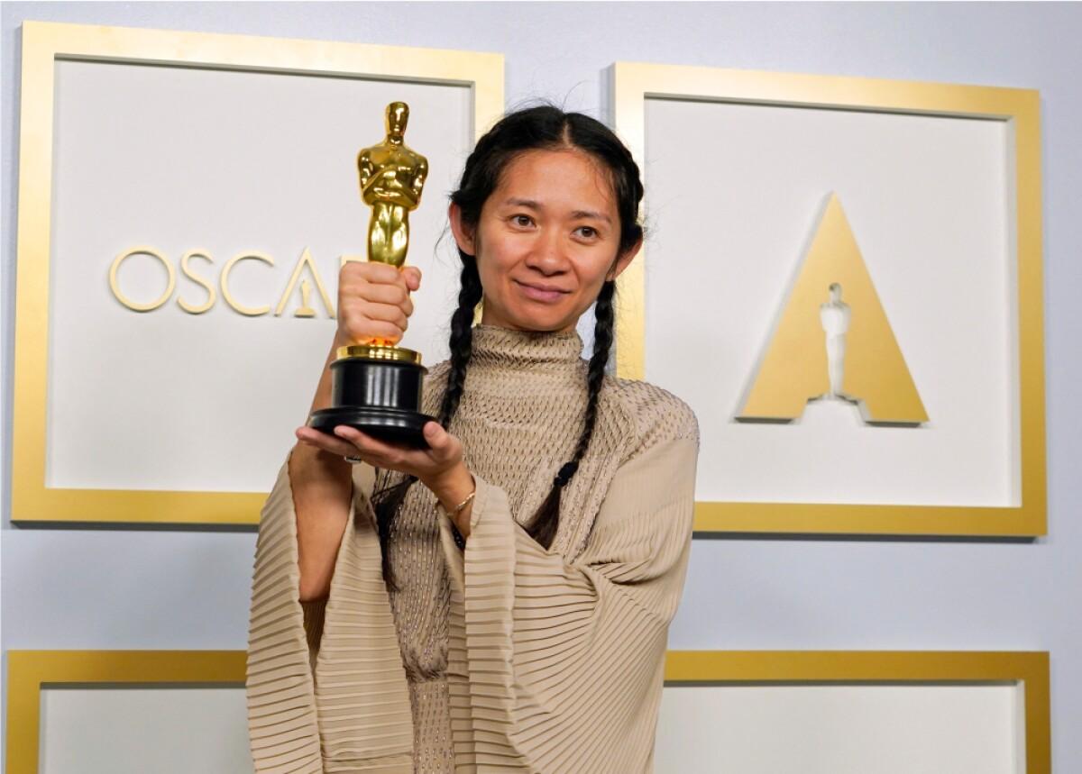 Arrasó en los premios Óscar: 'Nomadland' ganó a mejor película, mejor  dirección y mejor actriz