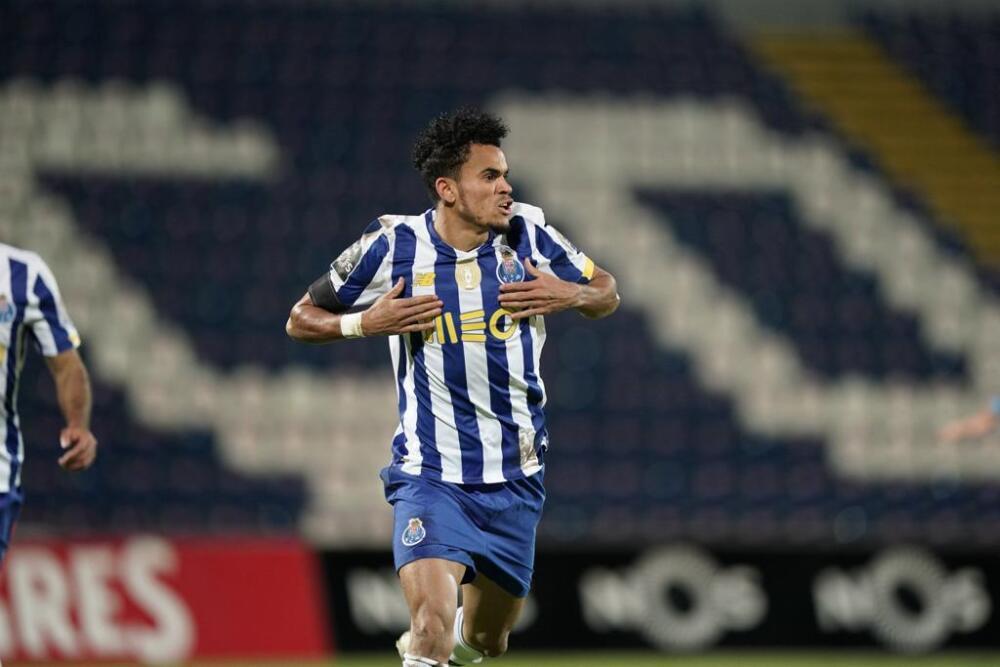 Luis Díaz, Gol Porto