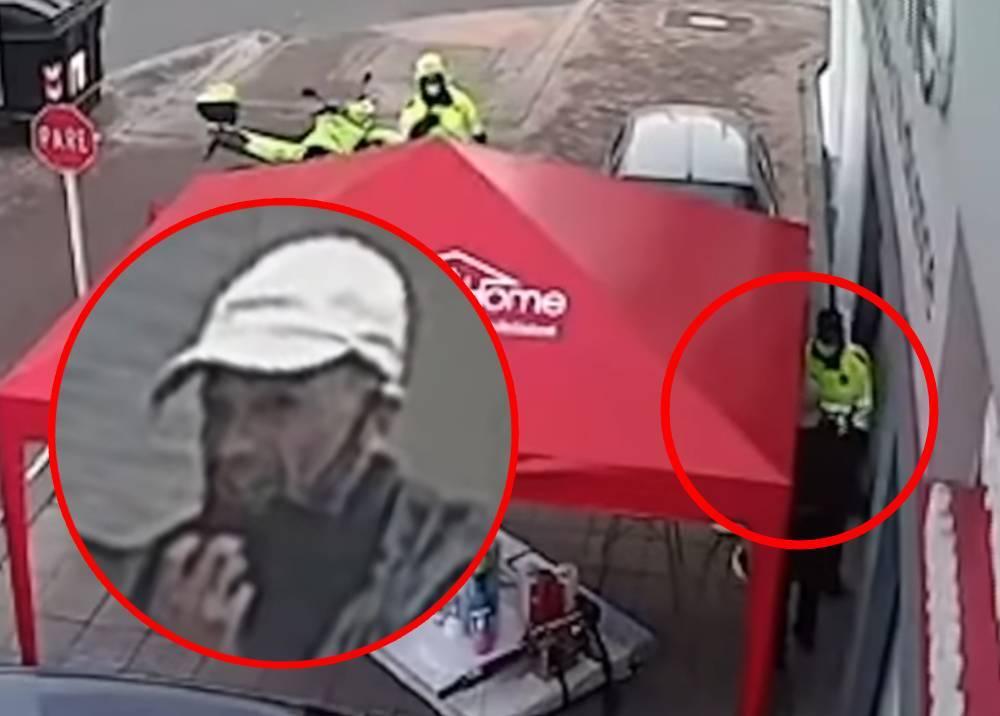 Video de seguridad de robo en el norte de Bogotá.jpeg