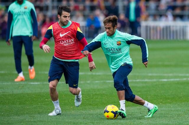 335833_Cesc Fabregas y Neymar