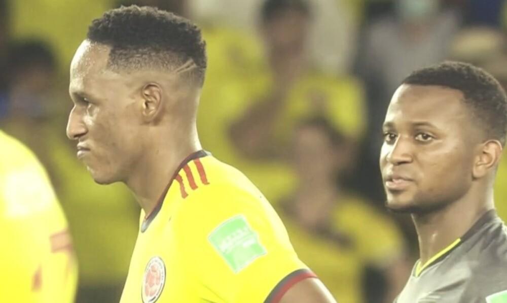 Yerry Mina ante juego contra Ecuador.jpg