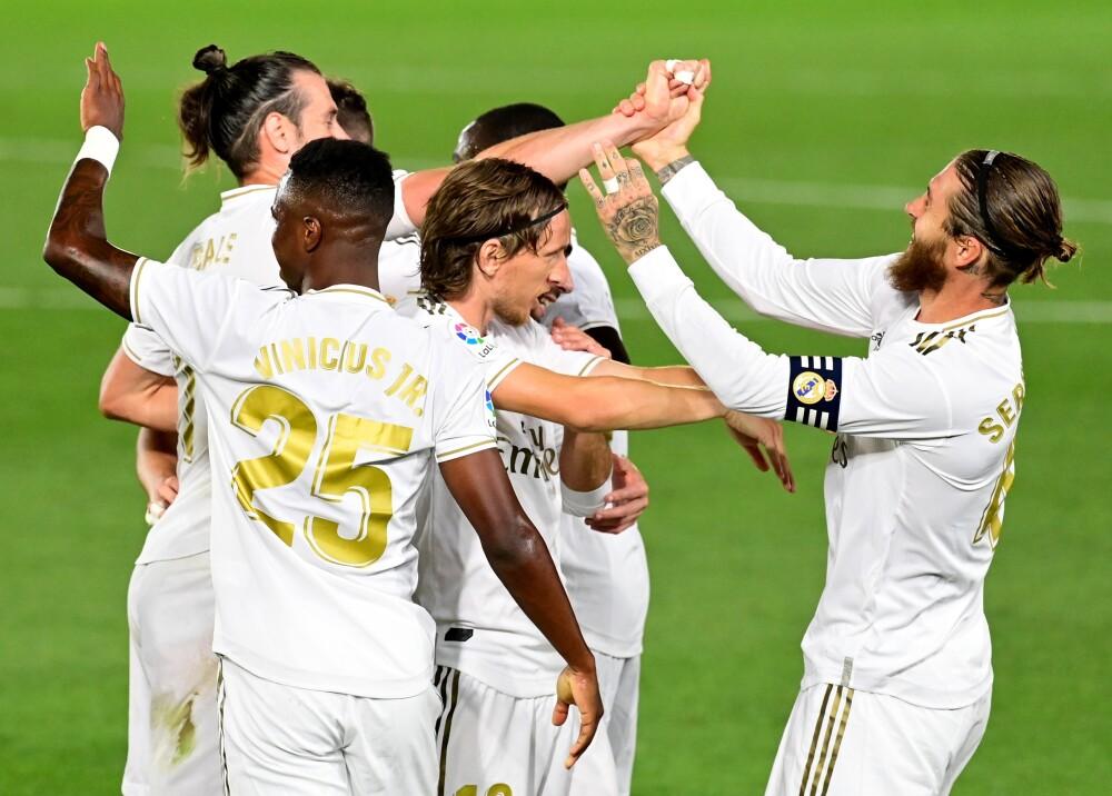 369261_Real Madrid // Foto: AFP