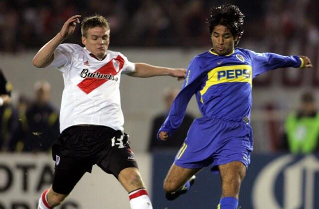 334118_Fabián Vargas en su paso por Boca Juniors