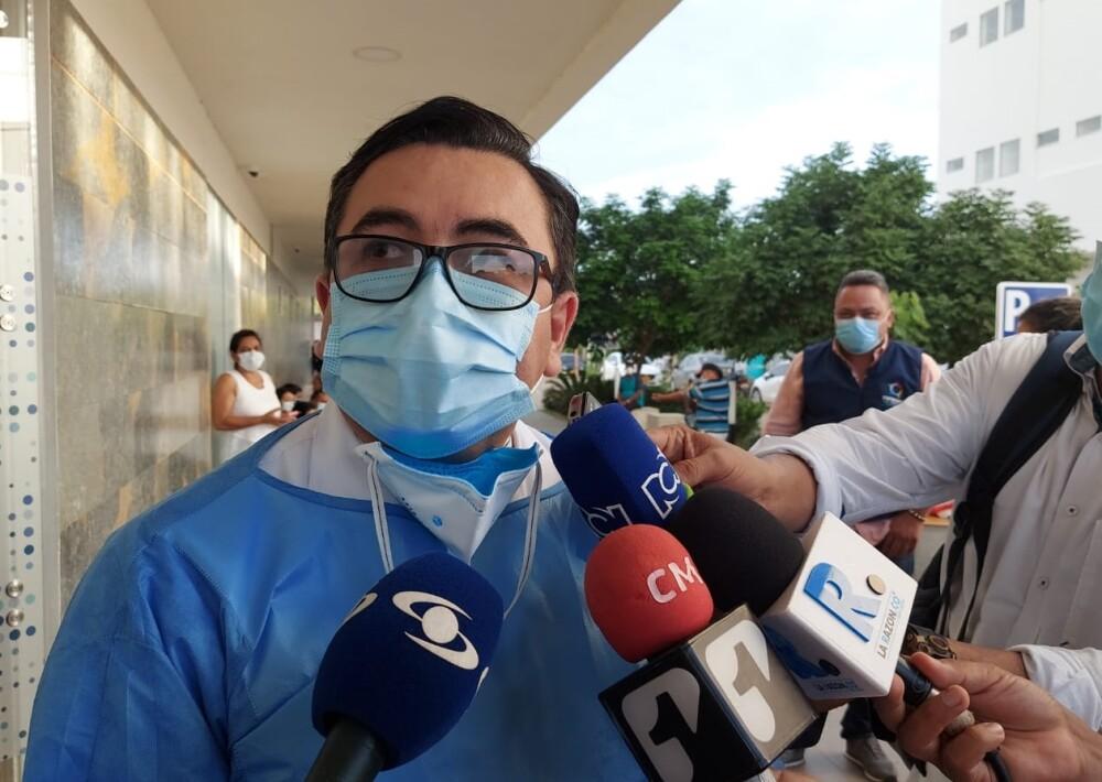 Luis Buelvas, director médico de la clínica IMAT.jpeg