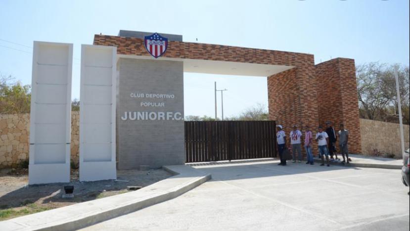 Sede deportiva del Junior