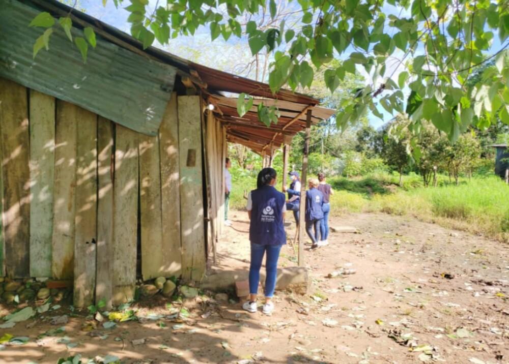 Defensoría reporta atentado cerca a Colegio en Arauca Foto DefensoriaCol.jpg