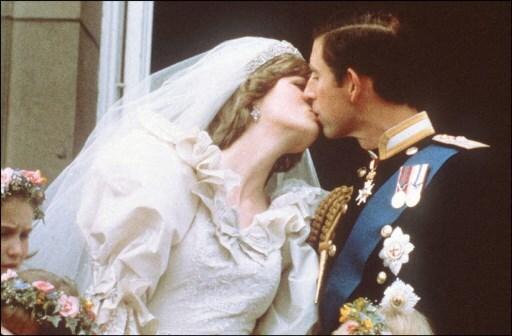 boda príncipe Carlos y Lady Di