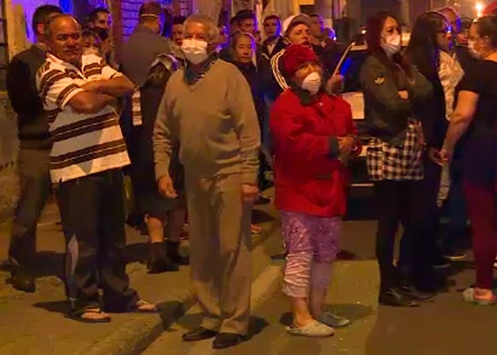 345532_Humo en Bogotá, Bosa, Fontibón, Engativá, Suba y Kennedy // Foto: Cortesía Caracol Telvisión