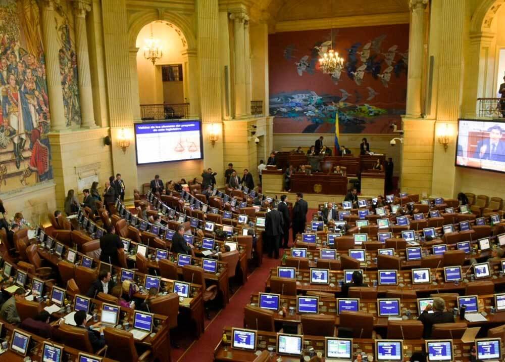 334089_BLU Radio // Cámara de Representantes de Colombia // Foto referencia: cortesía MinInterior
