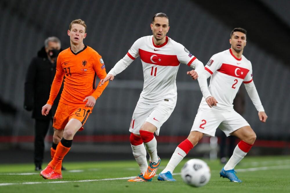 Turquía vs. Países Bajos