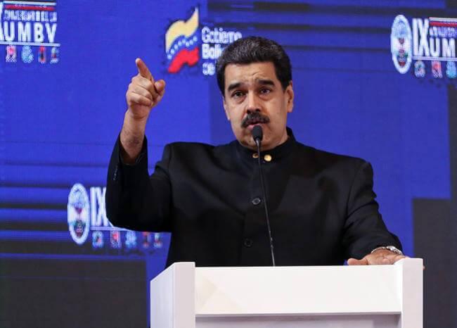 358918_Nicolás Maduro // Foto: AFP