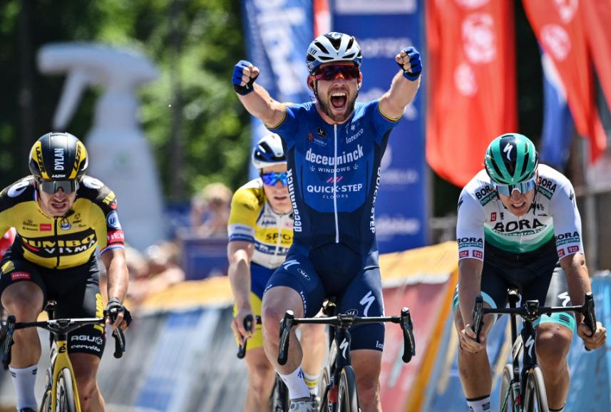 Mark Cavendish lleva 30 victorias de etapa en la historia del Tour de Francia.