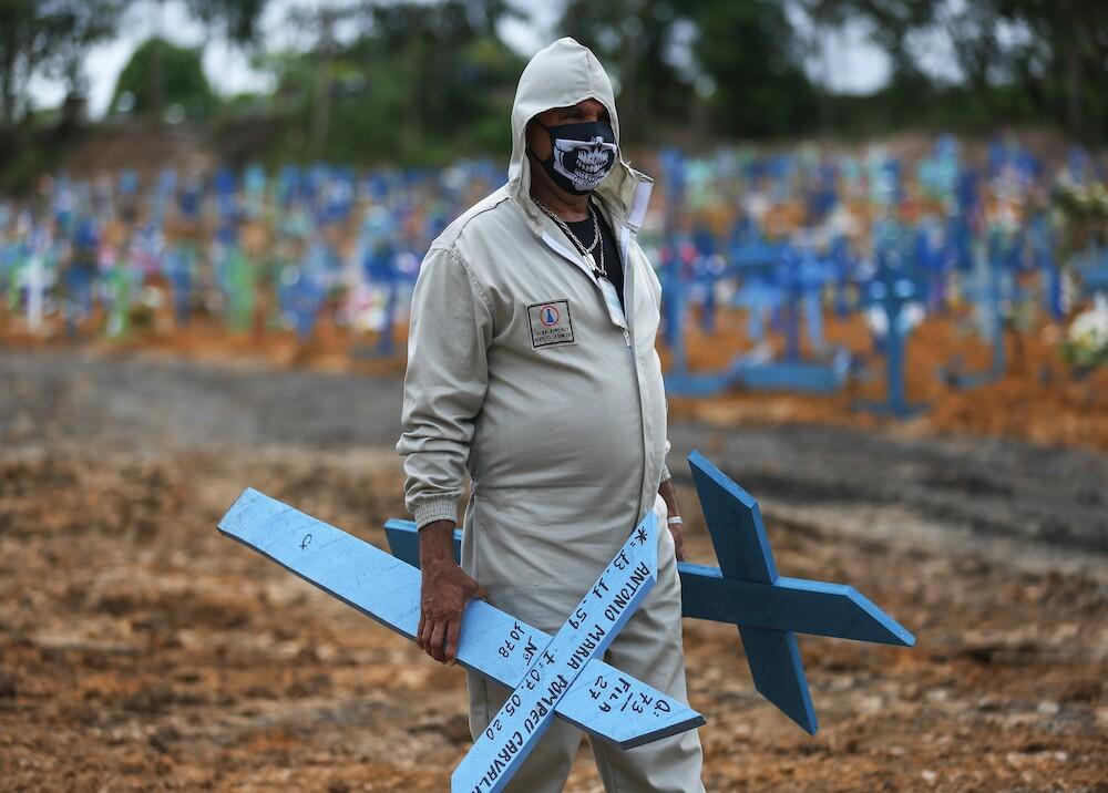 363211_Ulisses Xavier / Foto: AFP