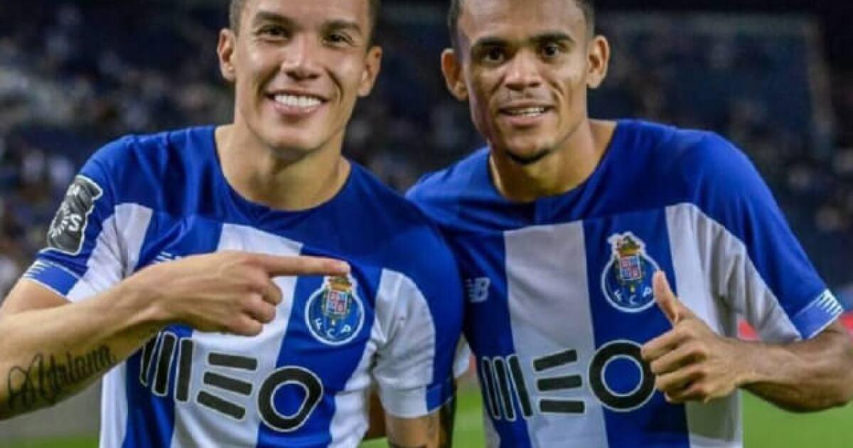 Luis Díaz y Mateus Uribe, titulares con Porto en la visita a Marítimo, por la Liga de Portugal