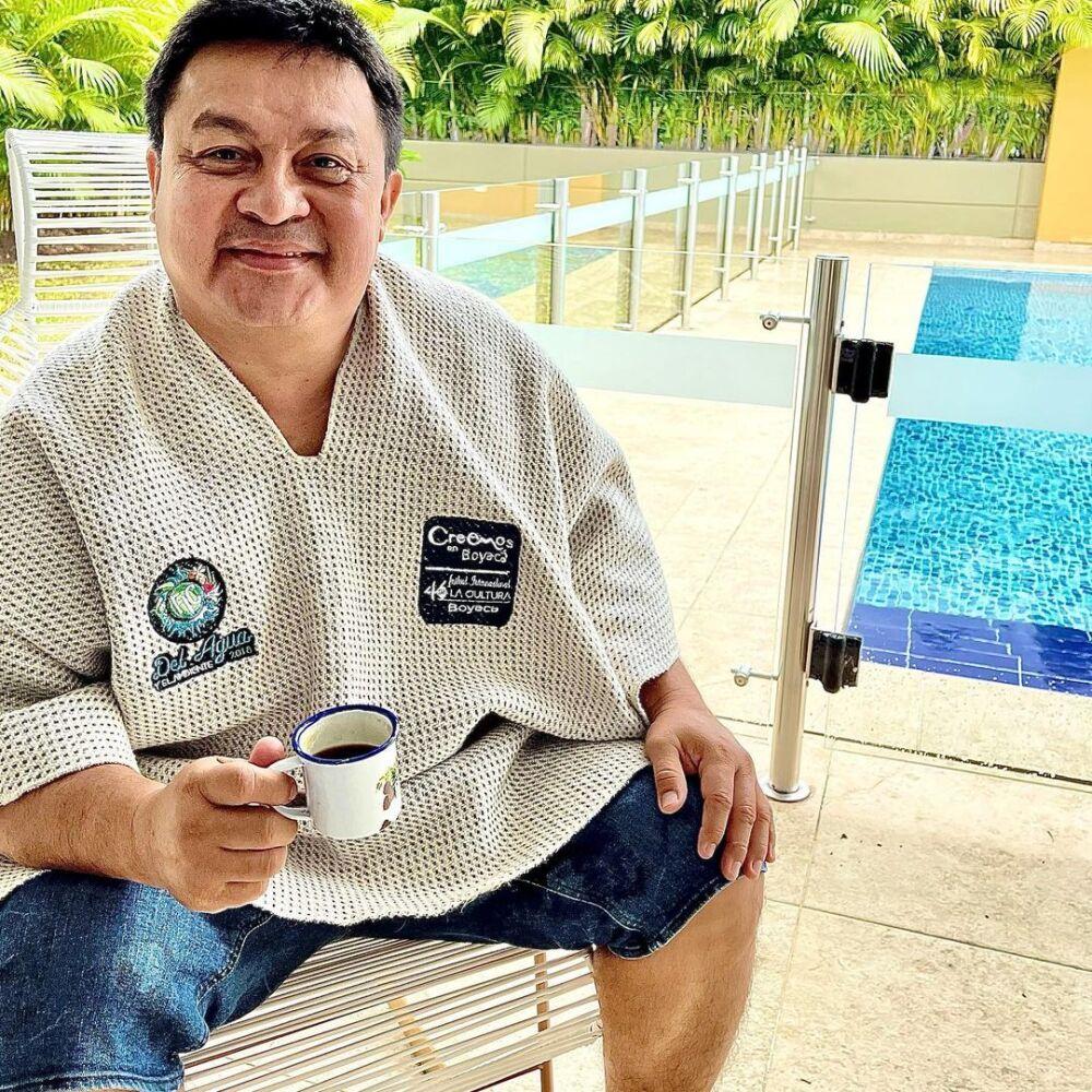 Walter Silva se encuentra hospitalizado por complicaciones derivadas del COVID-19.
