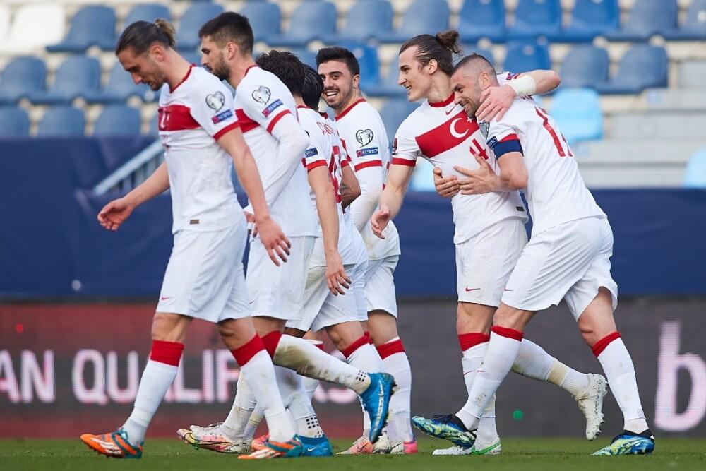 Selección Turquía