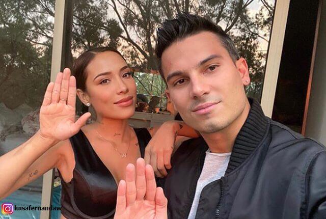 Luisa Fernanda W y Pipe Bueno / Tomada de Instagram.