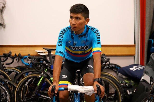 Cortesía: Éder Garcés, Federación Colombiana de Ciclismo