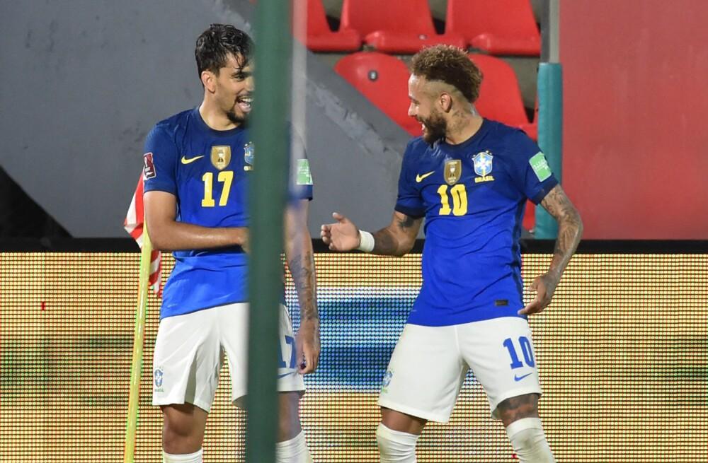 Neymar, jugador de Brasil. AFP (1).jpg
