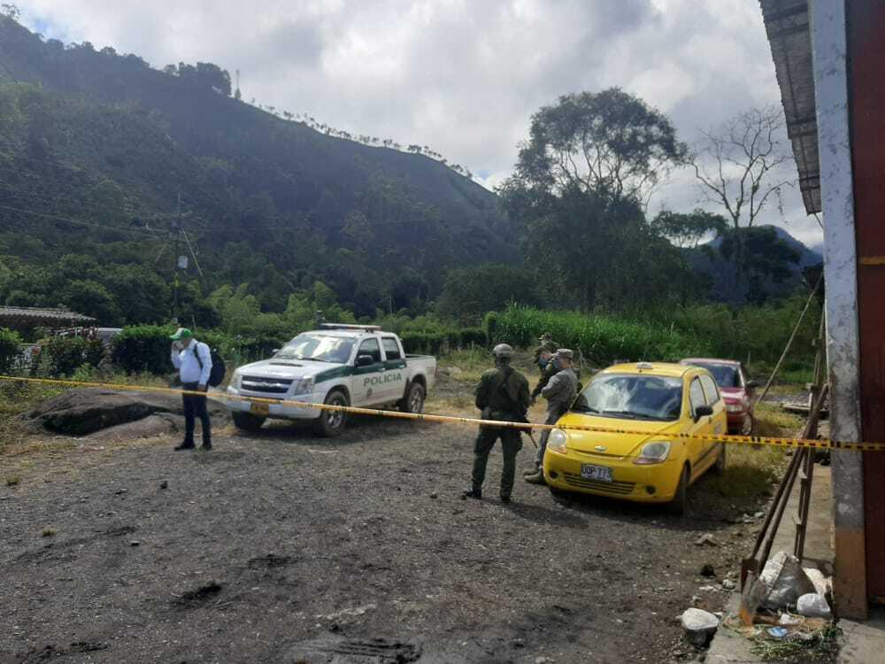MinDefensa anuncia $50 millones de recompensa por responsables de masacre en Betania