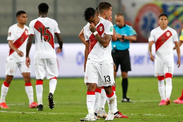 La Selección de Perú en las Eliminatorias Sudamericanas