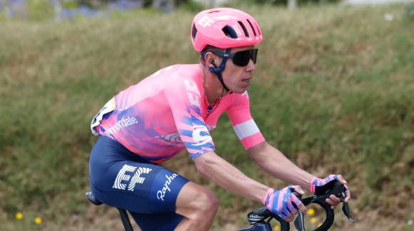 Rigoberto Urán ciclista profesional colombiano