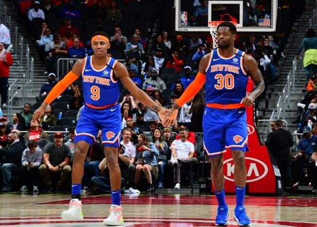 372222_New York Knicks / AFP