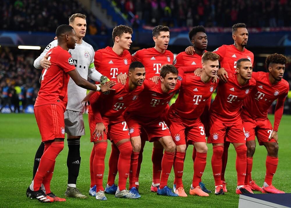 356255_BLU Radio // Bayern de Múnich // Foto: AFP