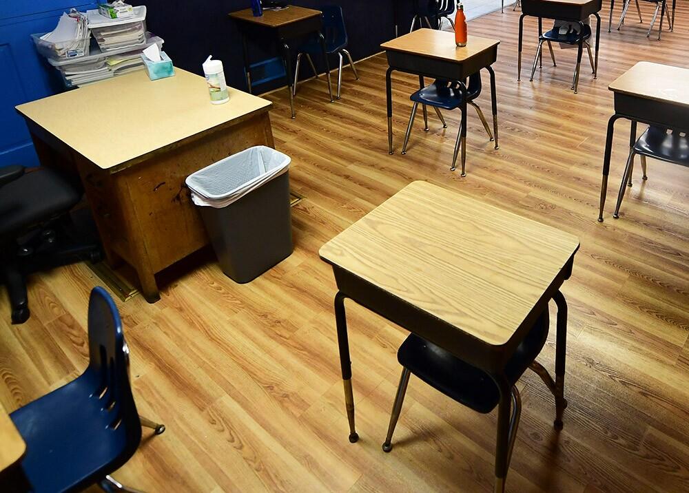 373119_Educación durante la pandemia // Foto:AFP, imagen de referencia