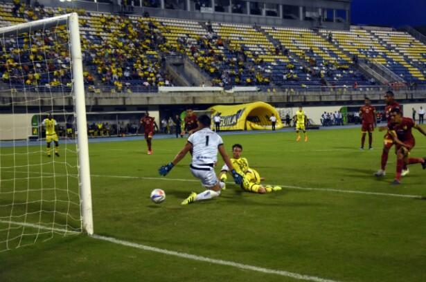 Alianza Petrolera Volvio Al Triunfo Vencio 2 0 A Rionegro Aguilas En Barrancabermeja