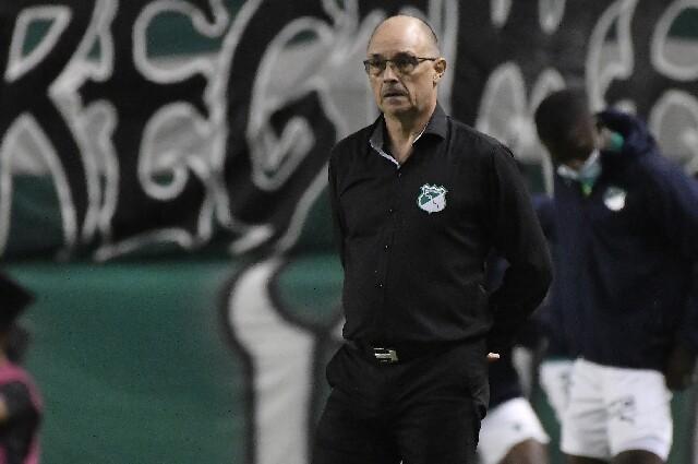 Alfredo Arias, director técnico del Deportivo Cali