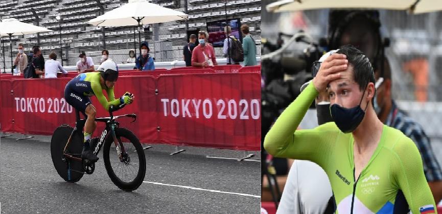 Ciclista de los Juegos Olímpicos