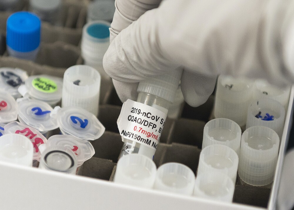 377370_Vacuna COVID-19 / Foto AFP