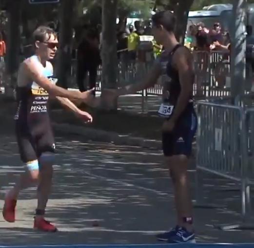 Atleta Español Diego Méntrida