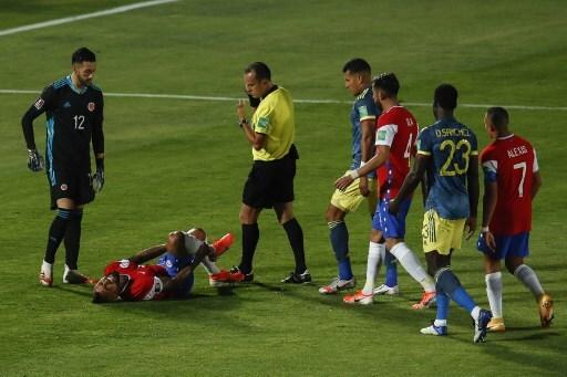 Dario Herrera Chile Colombia