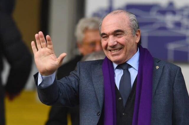 333851_Rocco Commisso, presidente de la Fiorentina.