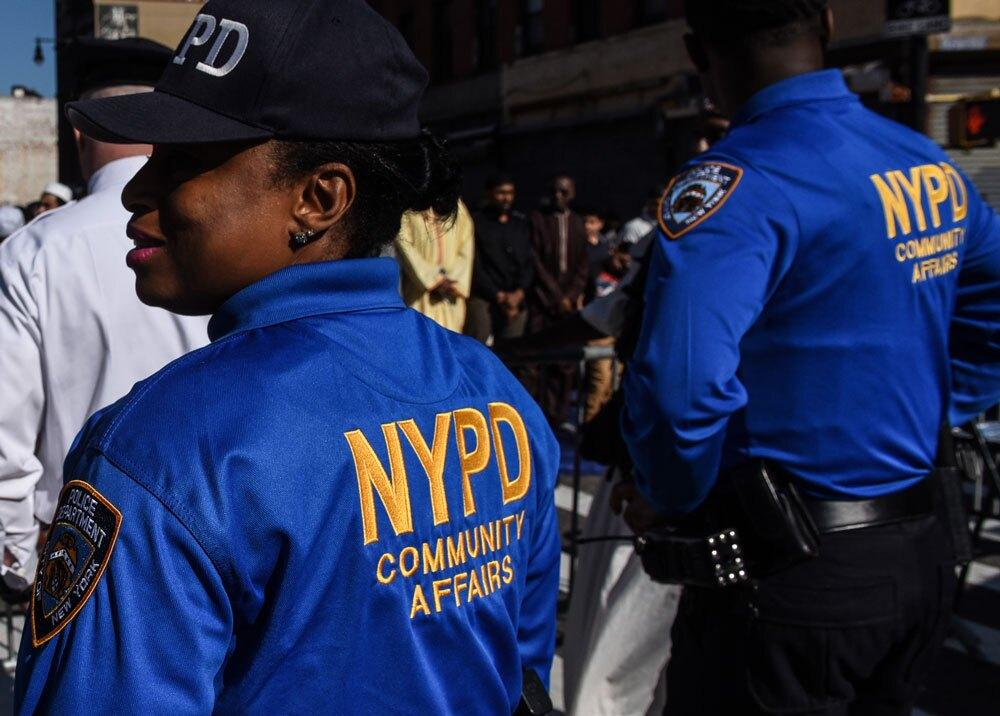335799_Blu Radio // Policía Nueva York // Foto: AFP