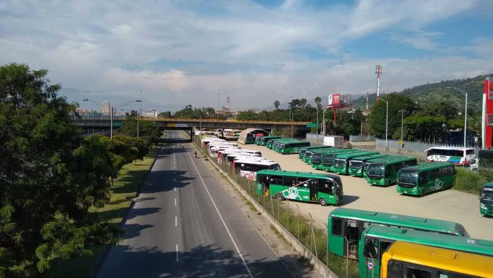 371396_BLU Radio // Cuarentena en Medellín // Foto: BLU Radio
