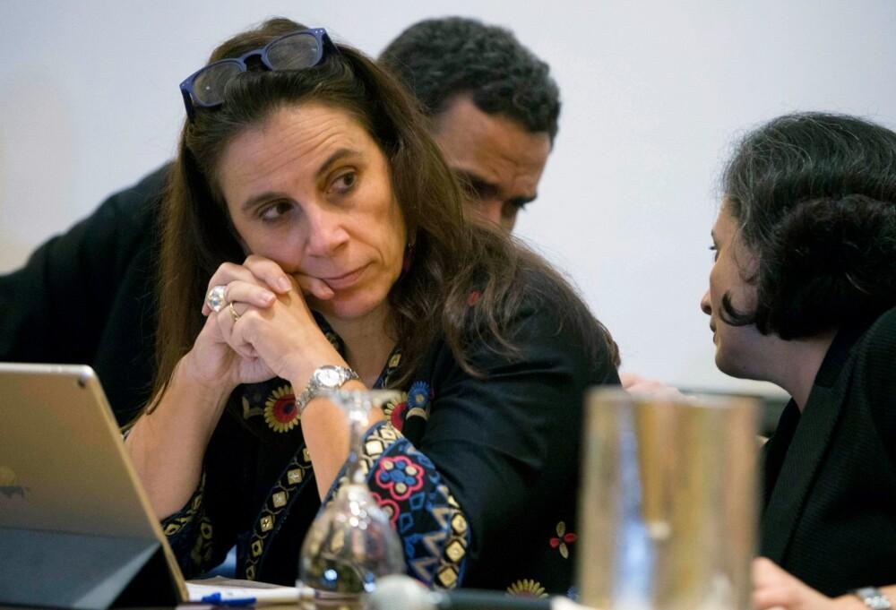 Antonia Urrejola, presidenta de la CIDH